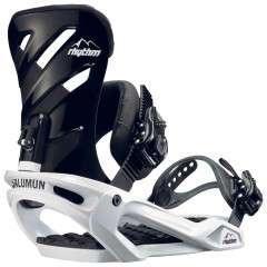 Крепления Salomon BOARD BIND. RHYTHM BLACK/WHITE (L39064700)